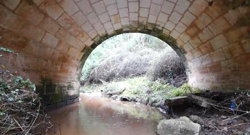 Es pont des bosc, Es Mercadal, Menorca