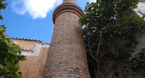 La farinera de s'Arangí de Es Mercadal