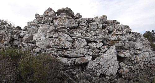 Talayot del Puig de SA ROCA, Menorca