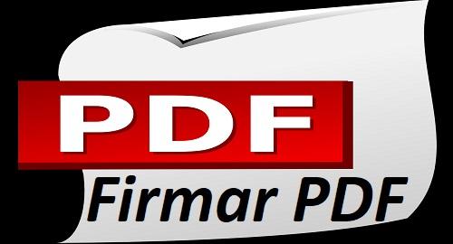 Cómo FIRMAR un PDF sin Imprimir ni Escanear
