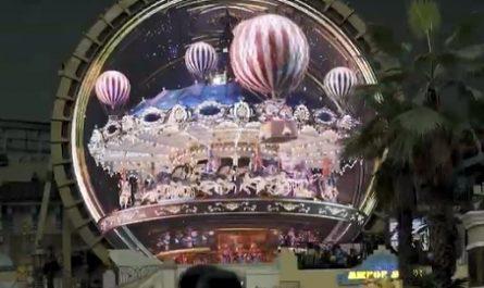 vídeos, asombrosos, increíbles, pasmoso, sorprendente, admirable, fascinante, mágico, milagroso, portentoso, prodigioso, sobrehumano, increíble, fenomenal, sensacional, estupendo, extraordinario, desconcertante, Empresa coreana d'strict, ILUSIÓN ANAMÓRFICA GIGANTE, Lotte World Adventure, parque temático Korea, Waterpark Lotte, Lotte World Aquarium, Lotte World Tower SKY 123 Observation Deck, Televisores 3D, Pantallas para Proyectores, Proyectores Hologramas 3D, Televisores Smart TV, canalmenorca.com,