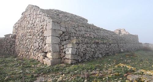 BARRAQUES «Barracas» de Punta Nati, Menorca