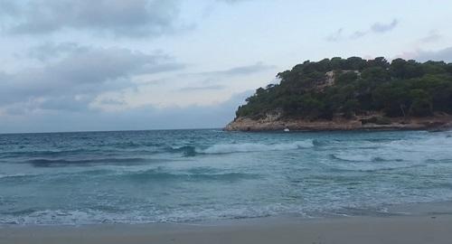 CALA MITJANA, Ferrerias, Menorca