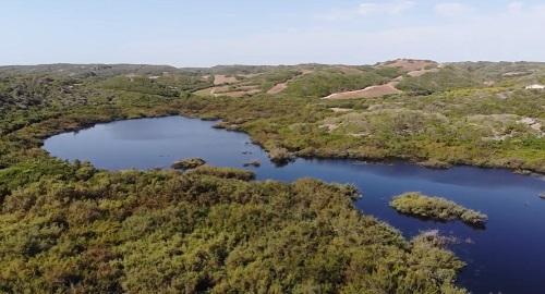 Cala d'en Tortuga y Bassa de Morella, Menorca