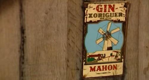 La GINEBRA o GIN de Menorca, Destilería Xoriguer
