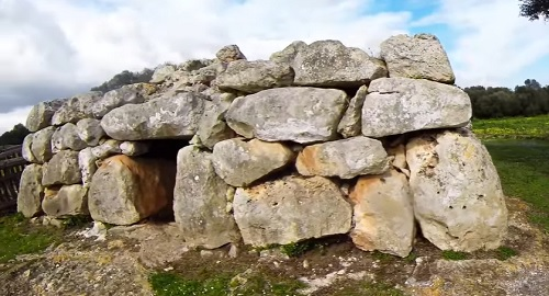 Navetas de Rafal Rubí, Menorca
