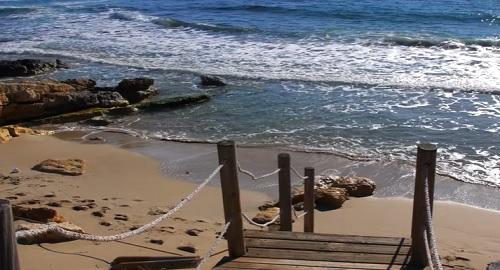 Playa de Santo Tomás, Es Migjorn Gran, Menorca