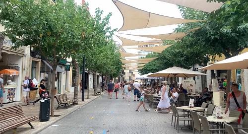 Un día de paseo por Mahón, Menorca