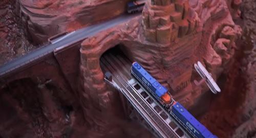 Miniatur Wunderland: la maqueta de trenes más grande del mundo