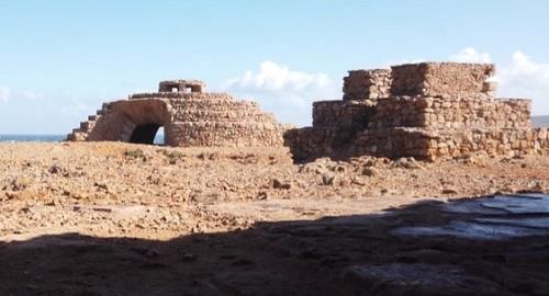 BARRACAS de PUNTA NATI, Pirámides Escalonadas Ciutadella