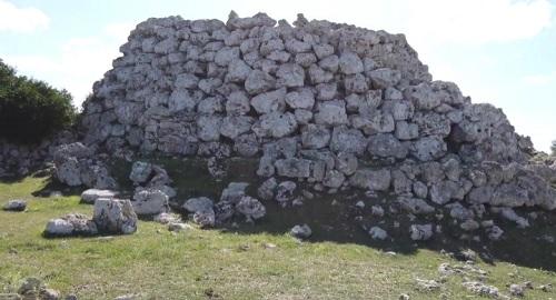 BINICODRELL de DARRERA, Es Migjorn Gran, Menorca