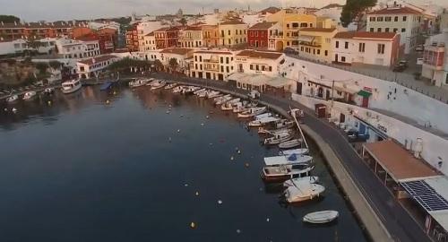 Cales Fonts, Es Castell, Menorca