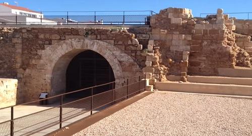 Castillo de San Antonio, Fornells, Menorca