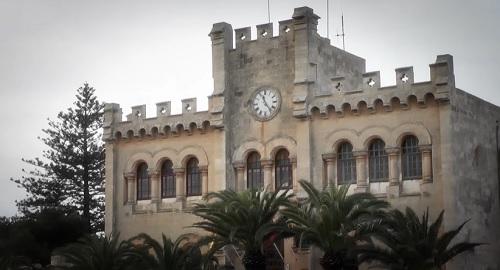 Edificio Ayuntamiento de Ciutadella de Menorca