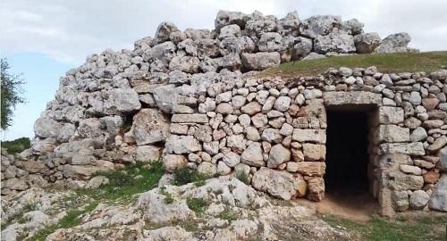 Poblado Talayótico de MONTEFÍ, Ciutadella de Menorca