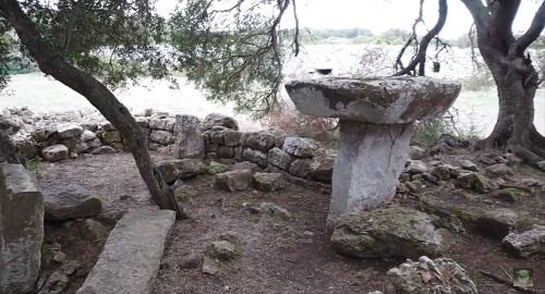 Poblado Talayótico de TORRELLAFUDA, Ciutadella, Menorca