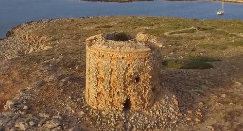 TORRE de Defensa de SANITJA, Es Mercadal, Menorca