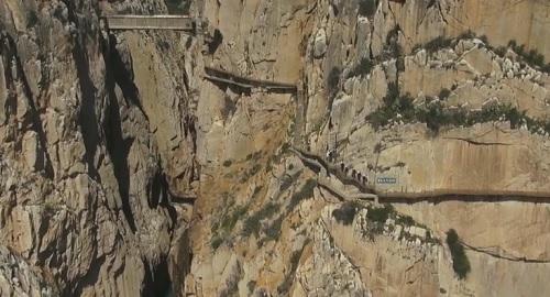 El CAMINITO del REY Malaga, España