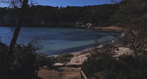 Paradisíaca CALA MACARELLA, Ciutadella, Menorca