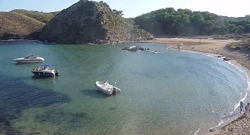 Savinar de Mongofre, Menorca