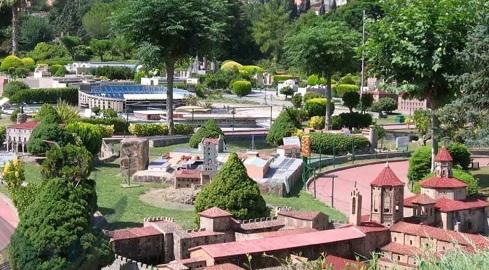 Catalunya en Miniatura, Parque Temático en Torrelles de Llobregat