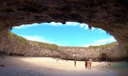 Vídeos increíbles, lugares maravillosos, naturaleza, viajar, explorar, aventura, Cómo llegar, Dónde está, Canalmenorca.com, Islas Marietas, México, Playa escondidad, playa del Amor, Nayarit. archipiélago volcánico, isla Larga, isla Redonda, canalmenorca.com
