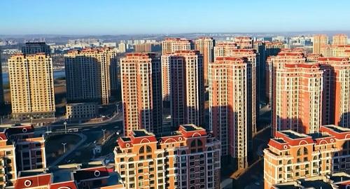 Ordos Kangbashi, la ciudad fantasma más grande de China