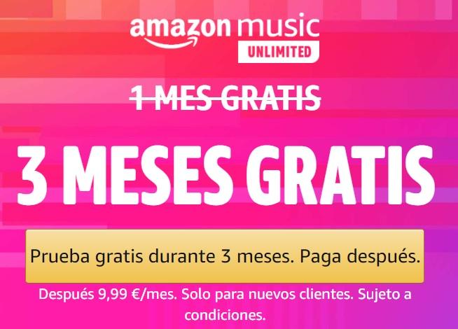 Menorca, Amazon Music, Tres Meses Gratis, Miles playlists, Miles de Estaciones, Novedades Musicales, Streaming, Sonido Alta Calidad, Modo offline, Descarga Música, Manos Libres Alexa,