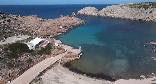 CALA MORELL, Ciutadella, Menorca