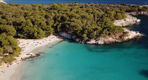 CALA en TURQUETA, Ciutadella, Menorca