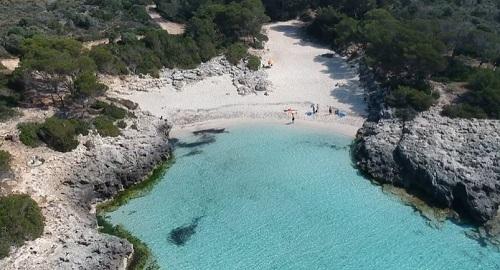 Cala ES TALAIER, Ciutadella, Menorca