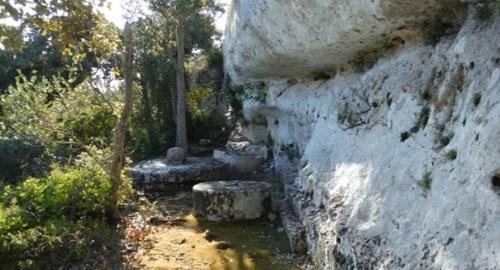 Cova des Trull o de s'oli, Sant Lluís, Menorca