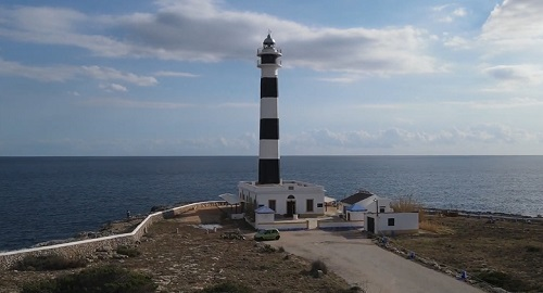 FARO de ARTRUTX, Ciutadella, Menorca