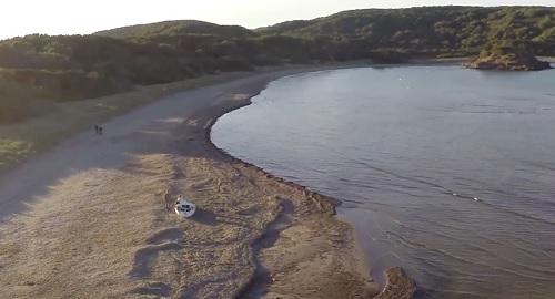 Playa de ES GRAU, Mahón, Menorca