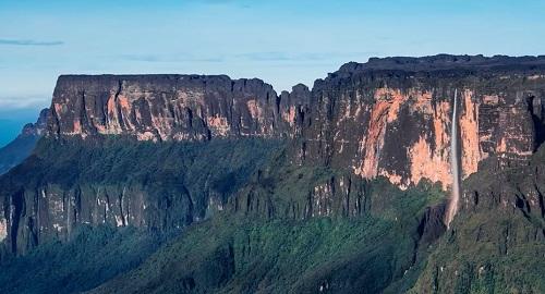 Vídeos increíbles, lugares maravillosos, naturaleza, viajar, explorar, aventura, Cómo llegar, Dónde está, Canalmenorca.com, Monte TEPUY RORAIMA, Canaima, Venezuela, Pacaraima, CERRO