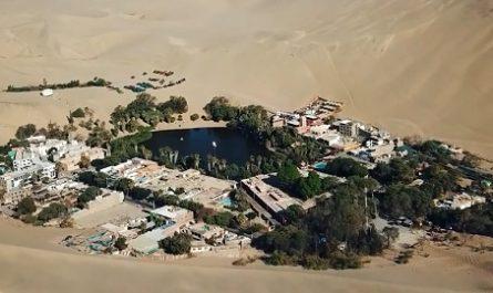 huacachina, peru, desierto, oasis, ica, lagunas, desierto peru, asombroso, video, increible, huarango, Corrientes subterráneas, magico