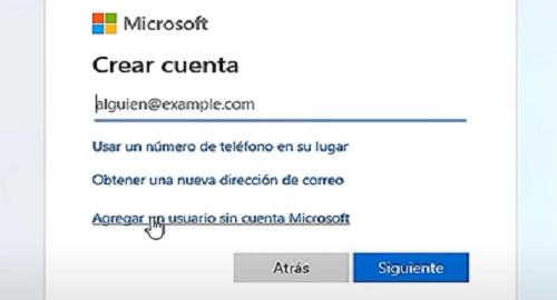 Como crear CUENTAS de USUARIO en Windows 10 para otra persona