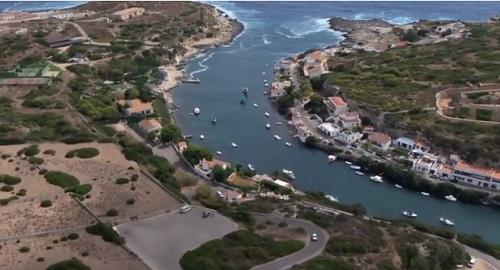 CALA SANT ESTEVE, Es Castell, Menorca