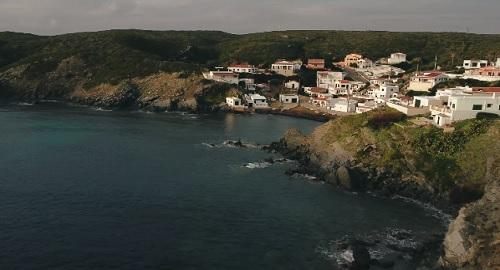 ES MURTAR, Menorca, a vista de Drone