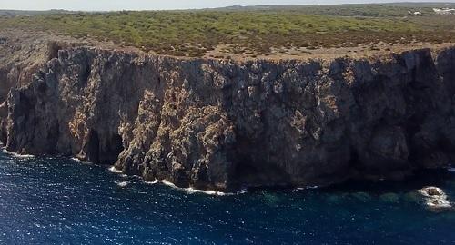 Majestuoso PENYAL de CURNIOLA, Menorca
