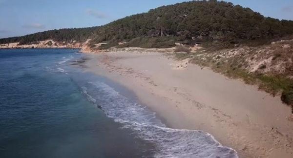 Playa de BINIGAUS, Es Migjorn Gran, Menorca