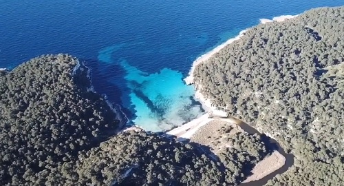 Cala TREBALÚGER, Es Migjorn Gran, Menorca