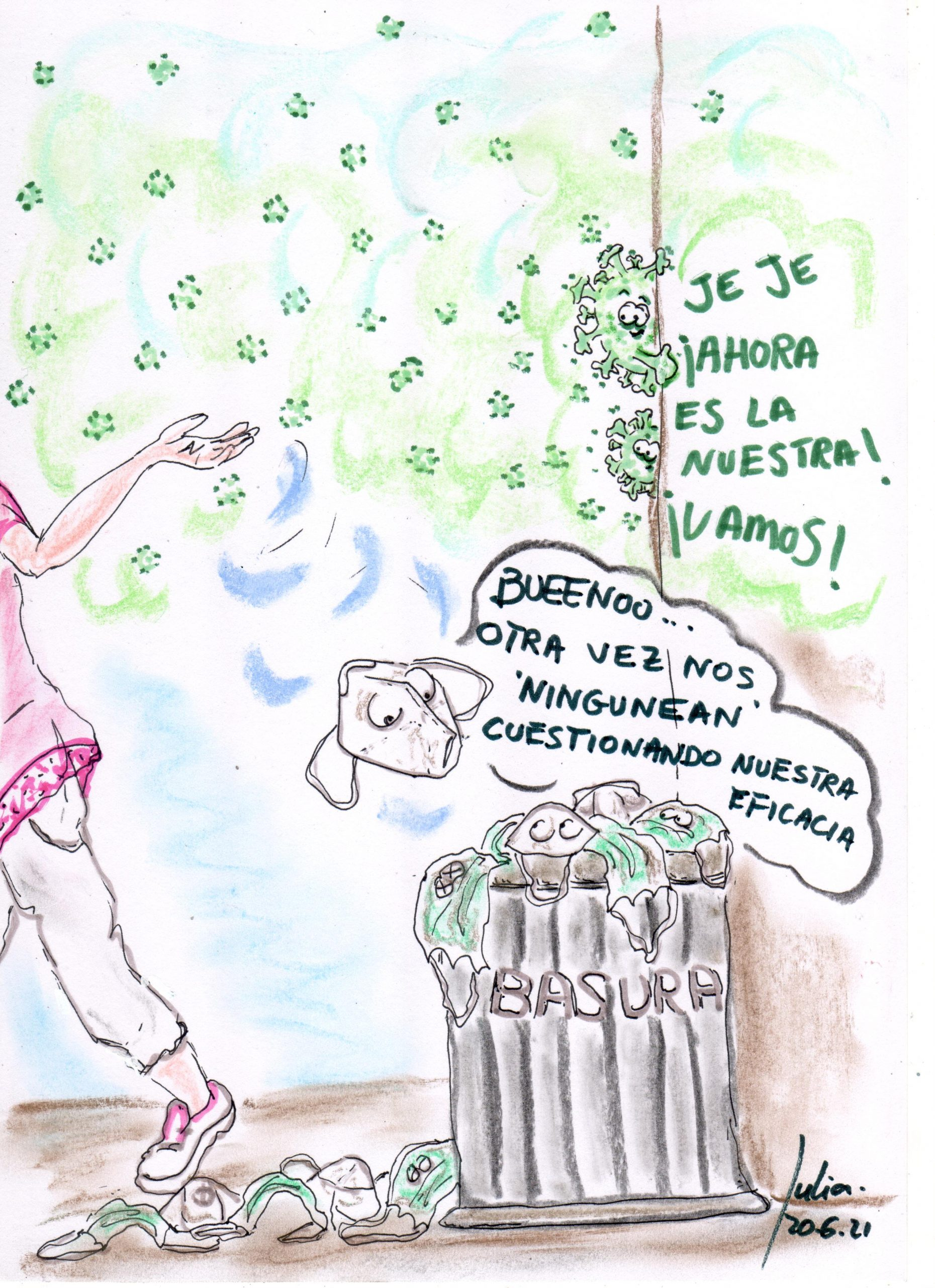 cómic, viñeta, dibujo, tebeo, historieta, arte, caricatura, rincón julia, Rabiosa Actualidad, Radiaciones Comiqueras, Cómic Digital, Desescalada, coronavirus, covid-19, Gestión Escasa, Gestión Tardía, cuarentena, confinamiento, mascarilla, test covid, epidemia, pandemia, Toque de Queda, Aforos Limitados, Niño de la Curva, Fernando Simón, epidemia, peste, epizootia, endemia, contagio, plaga, azote, oleada, ola, avalancha, racomic.com, Fin Mascarillas, Adiós Mascarillas, Pedro Sánchez, Propaganda Gobierno