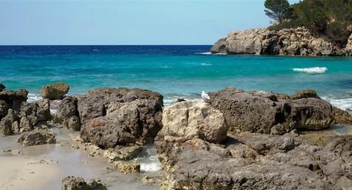 CALA ESCORXADA, Es Migjorn Gran, Menorca