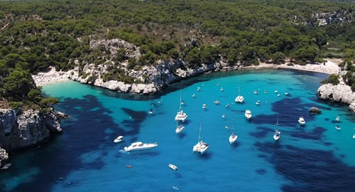 Cala MACARELLA y MACARELLETA, Ciutadella, Menorca