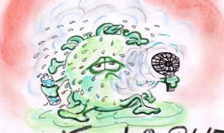 comic, Viñeta, dibujo, rincón julia, tebeos, menorca, drawing, caricatura, cartoon, art, humor, risas, dibujos, ilustracion, caricatureartist, olas, coronavirus, pandemia