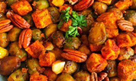 Tofu, Pimentón Ahumado, Cúrcuma, Fitness Vegano, Aminoácidos Esenciales, Vegano, Coles de Bruselas, Sal del Himalaya, Vegan Food Share, Menorca, Recetas, Cocina,