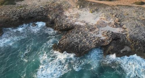 MENORCA, Agua, Viento, Rocas y Espuma