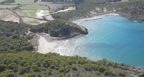Algaiarens y su entorno, Menorca