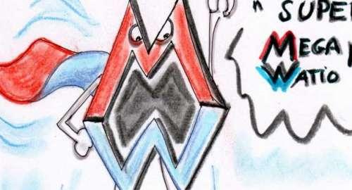 El Súper «MegaWatio»…otro villano